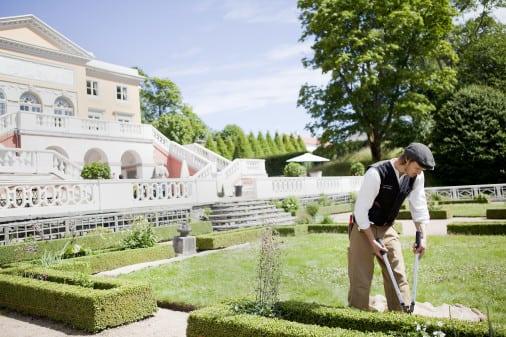 Gunnebo nominerat till internationellt trädgårdspris